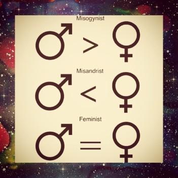 feminizm ne demek
